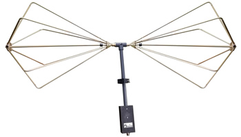 High Field Biconical Antenna