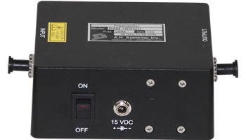 Broadband RF Preamplifiers for compliance testing