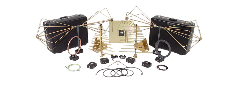 Shielding Effectivness Antenna Kits