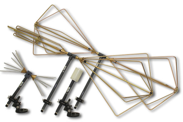 Biconical Antenna Selection